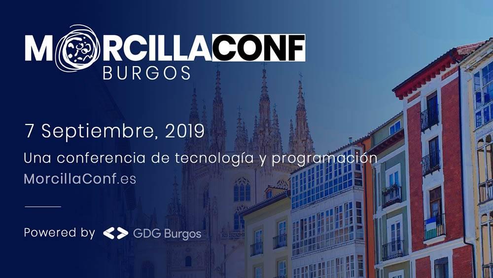 MorcillaConf 2019. Devfest Burgos se reinventa